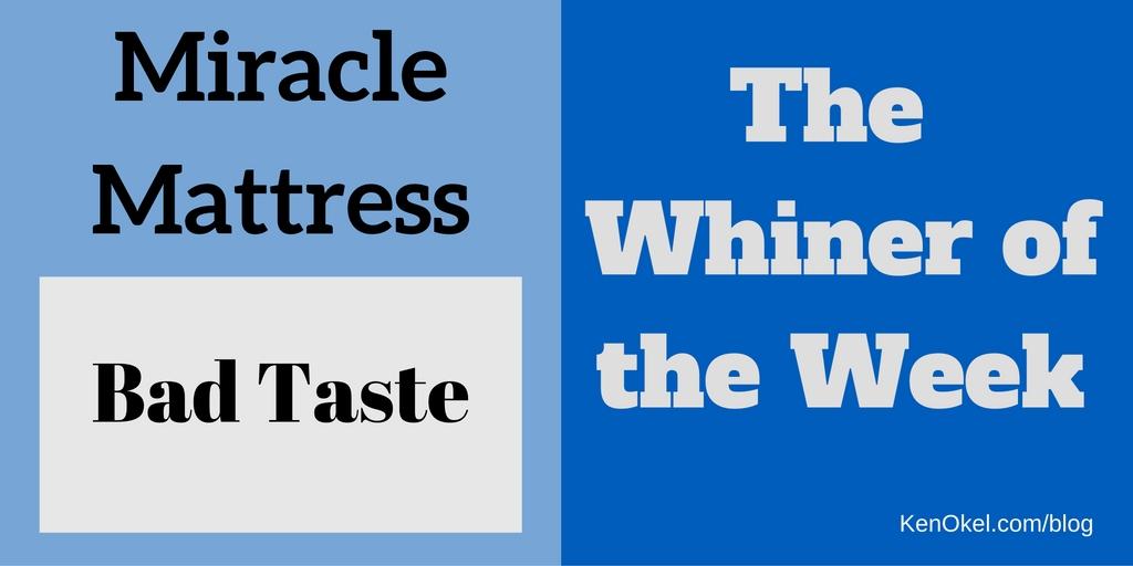 miracle mattress. Wonderful Mattress Miracle Mattress Is The Whiner Of Week For Miracle Mattress