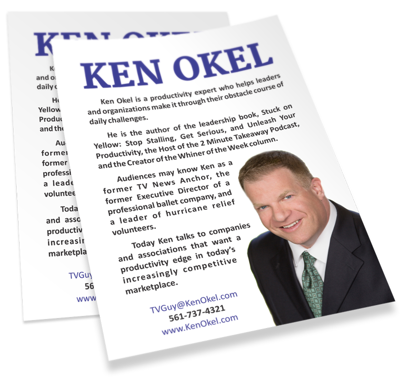 Ken Okel introduction