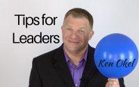 managing workloads, Cut your workload, Productivity tips for leaders, Ken Okel professional speaker in Miami Orlando Florida