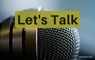 how to podcast, 2 minute takeaway podcast, Ken Okel professional speaker in Miami Orlando Florida