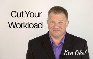 cut your workload, productivity tips for leaders, Ken Okel keynote speaker in Miami Orlando Florida