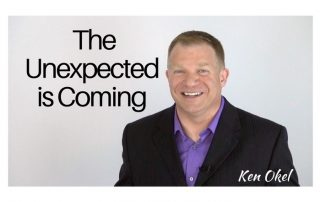 are you ready for the unexpected, productviity tips for leaders, Ken Okel professional speaker in Miami Orlando Florida