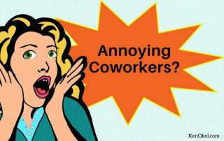 Annoying Coworkers, Ken Okel, professional Speaker in Miami Orlando Florida - Productivity and leadership speaker
