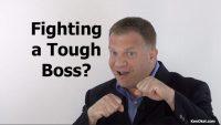 Fighting a Tough Boss, Ken Okel, Professional Speaker in Florida