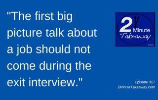 Improve Employee Engagement Through Communication - 2 Minute Takeaway Podcast - Episode 317, Ken Okel, Professional Speaker Keynote speaker in Florida Orlando Miami, Keynote speaker