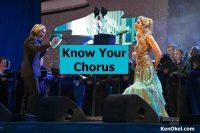 Productivity, Know your chorus, Ken Okel, Professional Speaker in Miami Orlando Florida