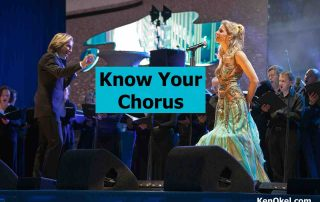 Productivity, Know your chorus, Ken Okel, Professional Speaker in Miami Orlando Florida