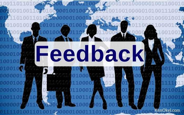 How To Give Feedback, Ken Okel, Ken Okel professional speaker, Professional speaker in Florida