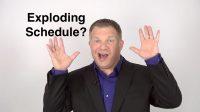 Exploding Schedule, Ken Okel - professional speaker in Miami Orlando Florida