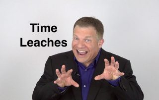 How to Stop Wasting Time at Work - Everyday Productivity Tips, Ken Okel, Ken Okel professional speaker in Florida