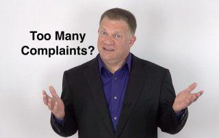 Too Many Complaints,Ken Okel, Productivity Tips