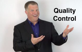 Quality Control Lesson from Restaurants, Ken Okel, professional speaker in Florida, Florida motivational speaker