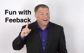 How to Give Feedback to Employees, Ken Okel professional speaker in Florida, productivity expert