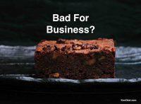 Productivity Tip for Work, Brownie, Ken Okel, professional speaker in Florida