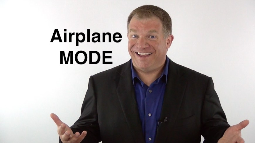 How to unplug at work, Ken Okel, motivational speaker in Florida, Weekly productivity tips