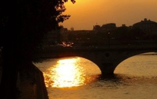 Paris sunset by Ken Okel - Ken Okel motivational speaker- Ken Okel conference speaker in Florida