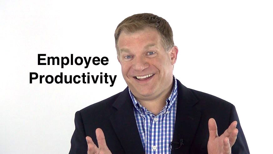 Employee Productivity Series Introduction, Ken Okel, Productivity Tips, Motivational Speaker in Florida