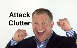 Clean Up Clutter at Work, Ken Okel, Motivational speaker in Florida, Productivity tips for employees