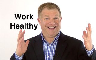 How to Stay Healthy at Work, Ken Okel, Motivational Speaker in Florida