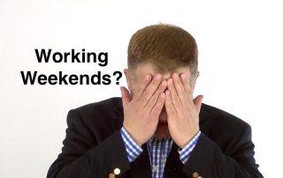 How to Stop Working On the Weekend, Ken Okel, Motivational Speaker in Florida