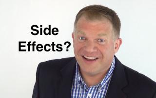 Side Effects at Work, Ken Okel, Productivity Tips, Motivational Speaker in Florida